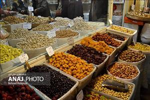 سفره خالی سهم کارگران و کارمندان از آجیل/ رویای خرید پسته ۲۱۰ هزار تومانی و رکود بازار تبریز!