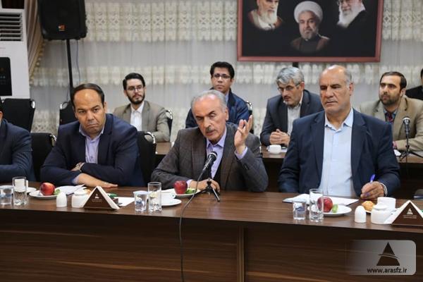 اختلاف ۱۰۰ میلیون دلاری واردات و صادرات ارس